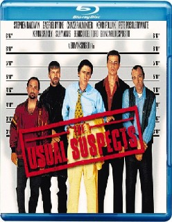 The Usual Suspects (1995) Poster