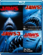 Jaws - Quadrilogy (1975) Poster