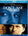 Dont Say a Word (2001) Poster