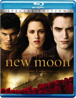 Twilight - New Moon (2009) Poster