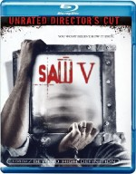 Saw V - UNRATED (2008) Poster
