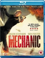 The Mechanic (2011) Poster