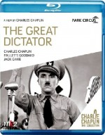 Charlie Chaplin - The Great Dictator (1940) Poster