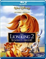 The Lion King 2 - Simbas Pride (1998) Poster