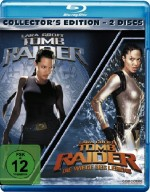 Lara Croft Tomb Raider - Duology (2001) Poster