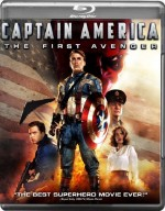 Captain America The First Avenger (2011) 1080p Poster