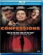 Confessions of a Dangerous Mind (2002) Poster