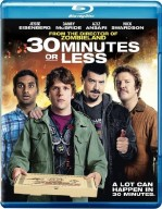 30 Minutes or Less (2011) Poster