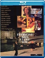 Everyone Says I Love You (1996) Poster