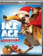 Ice Age - A Mammoth Christmas (2011) 1080p Poster
