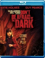 Dont Be Afraid of the Dark (2010) Poster