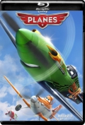Planes (2013) 1080p Poster