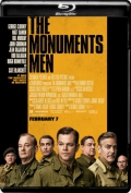 The Monuments Men (2014) 1080p Poster