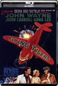 Flying Tigers (1942) 1080p Poster