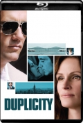 Duplicity (2009) 1080p Poster