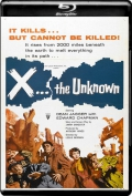 X The Unknown (1956) 1080p Poster