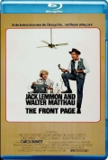 The Front Page (1974) Poster