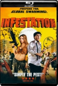 Infestation (2009) 1080p Poster
