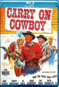 Carry on Cowboy (1966) Poster