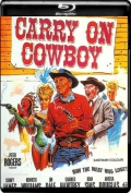 Carry on Cowboy (1966) 1080p Poster