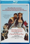 Anne of the Thousand Days (1969) Poster