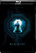 Moon (2009) 1080p Poster