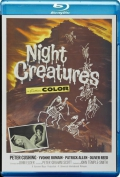 Night Creatures (1962) Poster
