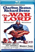 The War Lord (1965) Poster