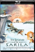 The Legend of Sarila (2013) 1080p Poster