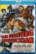 The Fighting Kentuckian (1949) Poster
