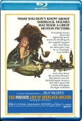 The Private Life of Sherlock Holmes (1970) Poster