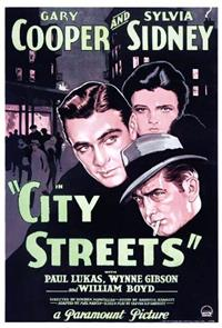 City Streets (1931) Poster