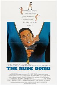 The Nude Bomb (1980) poster