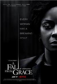 A Fall From Grace (2020) 1080p poster