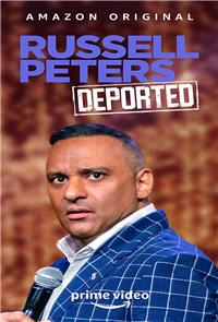 Russell Peters: Deported (2020) 1080p poster