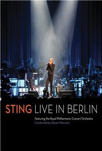 Sting: Live In Berlin (2010) 1080p Poster