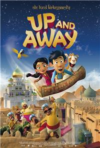 Up and Away (2018) 1080p Poster