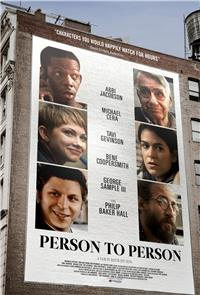 Person to Person (2017) 1080p poster