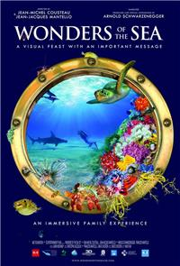 Wonders of the Sea 3D (2017) 1080p Poster