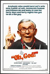 Oh, God! (1977) 1080p poster