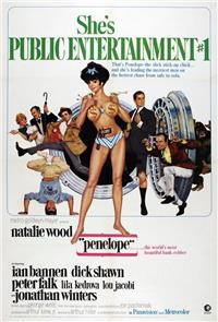 Penelope (1966) Poster