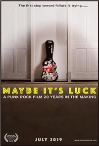 Maybe It's Luck? (2019) 1080p poster