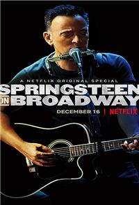 Springsteen On Broadway (2018) 1080p Poster