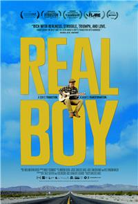 Real Boy (2016) 1080p Poster