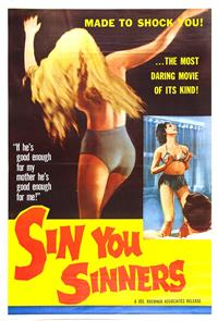 Sin You Sinners (1963) Poster