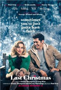 Last Christmas (2019) 1080p Poster