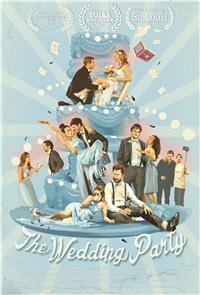 The Wedding Party (2016) 1080p Poster