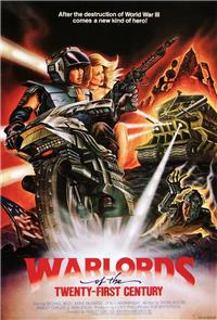 Warlords of the 21st Century (1982) Poster