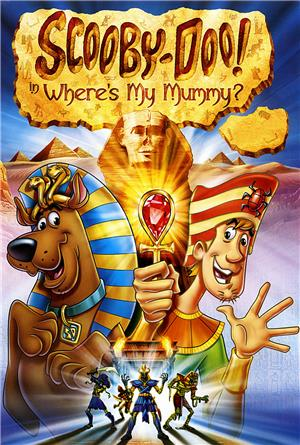 Scooby-Doo! in Where's My Mummy? (2005) 1080p Poster