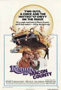 Return to Macon County (1975) Poster